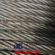 Cáp thép 6*37 IWRC lụa dầu Trung Quốc, Cáp thép 6*37 IWRC lụa dầu, Cáp thép 6*37 IWRC, Cáp thép 6*37,Cáp thép