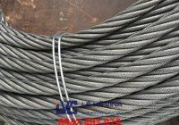 cáp 6x36, cung cấp cáp thép, cáp thép, cáp thép Lê Hà, cáp thép Hàn Quốc
